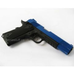 WE 1911 B Version Full Metal 2-Tone Gas Airsoft Pistol